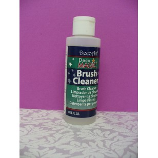 Decoart Brush Cleaner 4 oz