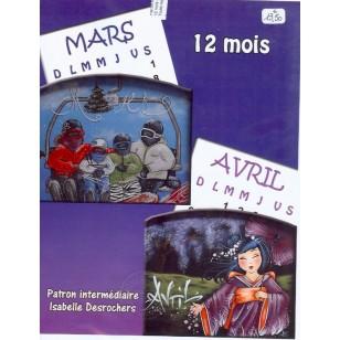 12 mois Mars/Avril