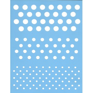 Pochoir - 015 Cercles 2