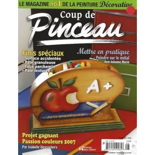 Coup de Pinceau septembre 2008