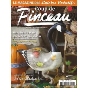 Coup de Pinceau Aout Sept Oct 2009