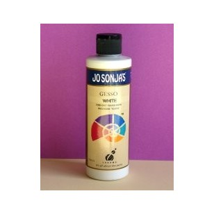 Gesso white JS 8oz/250ml