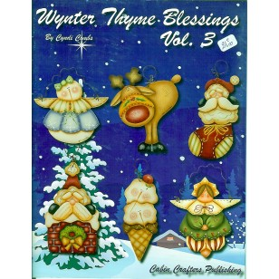 Winter Thyme Blessing 3