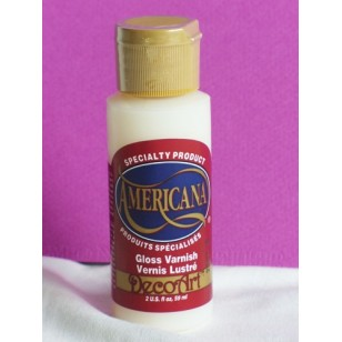 Vernis Americana brillant 2 oz/60ml