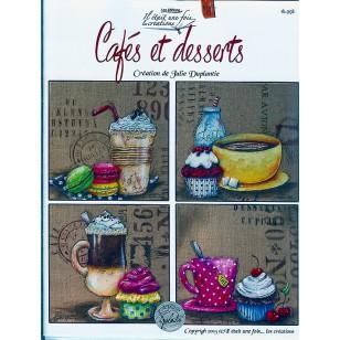 Cafés et desserts