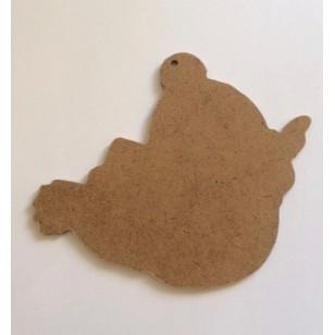 A christmas tweet / Oiseau de noël SUP