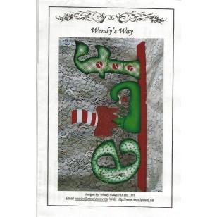 Red and green Elf / Elf rouge et vert