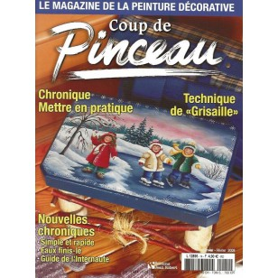 Coup de Pinceau Janv Feb  2008