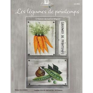 Les légumes de printemps