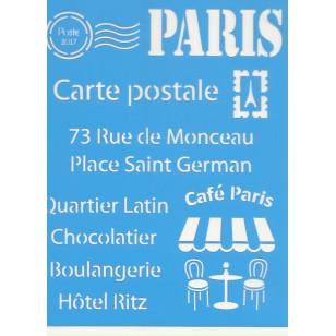 Pochoir - 034 Paris
