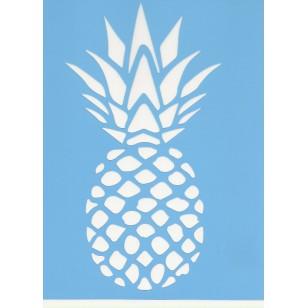 Pochoir - 009 L'Ananas