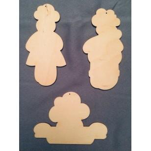 Winter Whimsy RM13lotXmas- Cookies