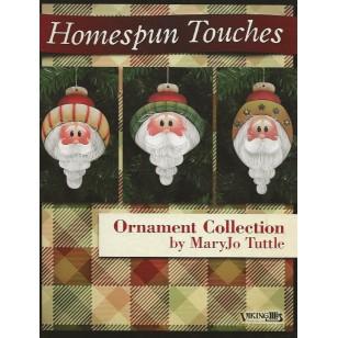 Homespun Touches Ornements
