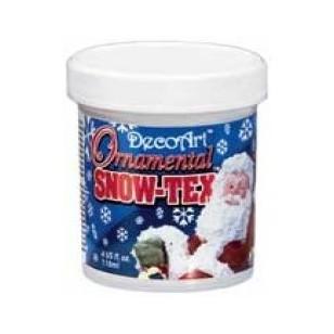 Decoart Snow Tex  2oz